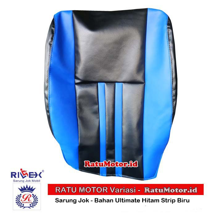 RILEX Ultimate - Sarung Jok Mobil FREED Warna Hitam Strip
