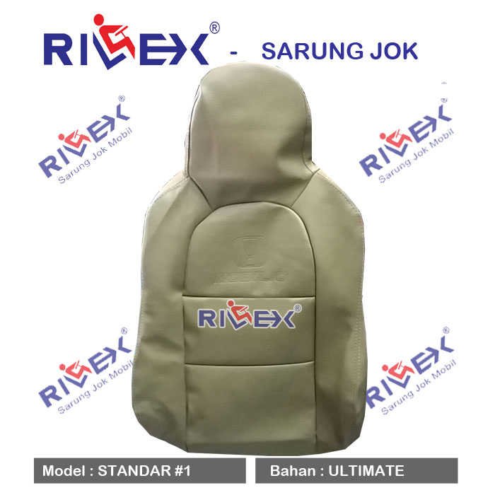 RILEX Ultimate - Sarung Jok Honda MOBILIO model Standar (1 & 2 warna) - Bisa Pilih Warna