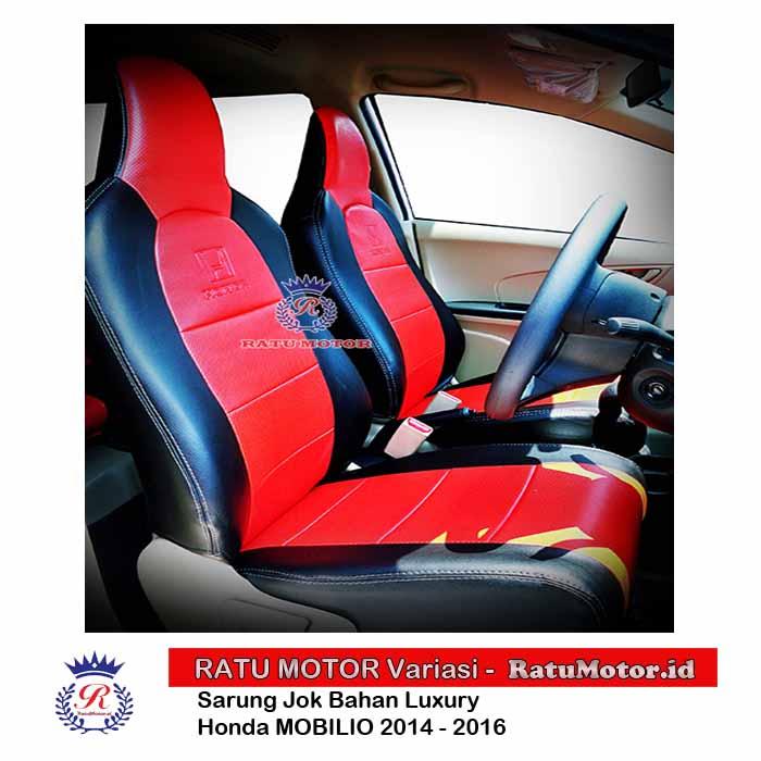 Sarung Jok MOBILIO 2014-2016 Bahan Luxury