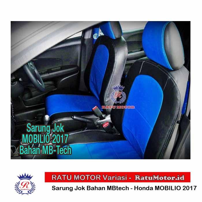 Sarung Jok New MOBILIO 2017 Bahan MB-Tech