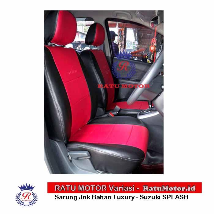 Sarung Jok Suzuki SPLASH Bahan LUXURY
