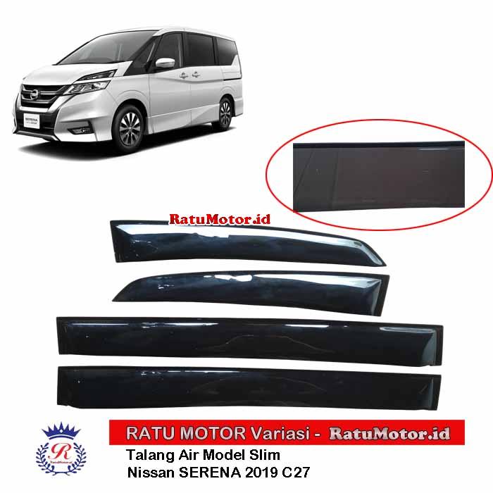 Talang Air Slim Nissan SERENA 2019