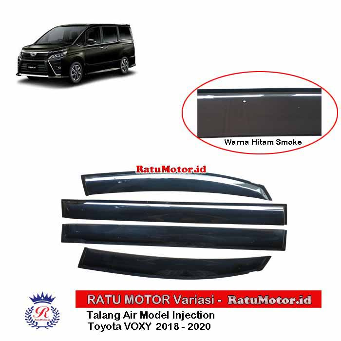 Talang Air Toyota VOXY 2015-2020 Model Injection