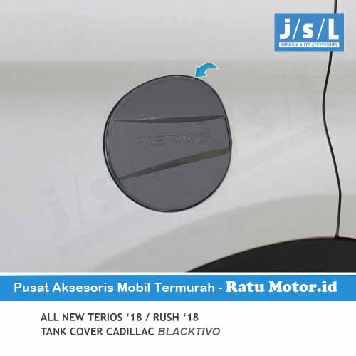 Tank Cover All New TERIOS 2018-2019 Model Cadillac Blacktivo