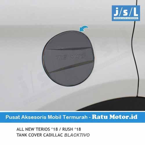 Tank Cover All New TERIOS 2018-2019 Model Cadillac Blacktivo