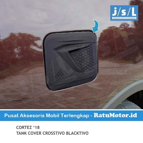Tank Cover Wuling CORTEZ 2018-2020 Model Crosstivo Blacktivo