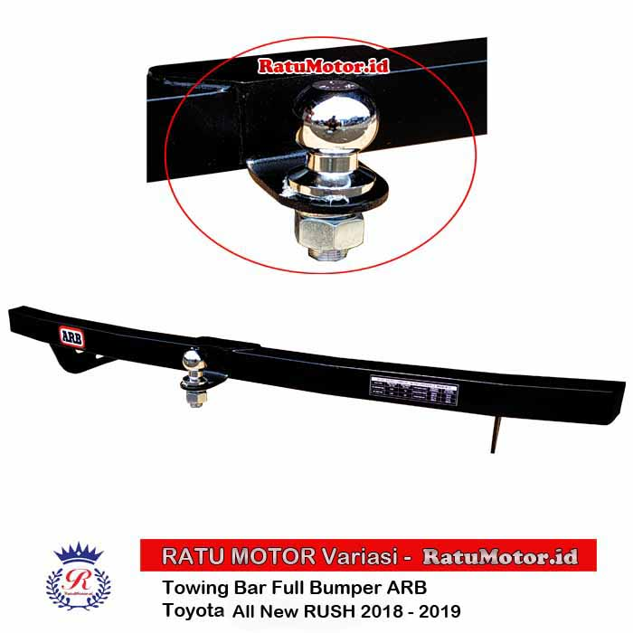 Towing Bar Toyota All New RUSH 2018 - 2019 Model ARB Full Bumper
