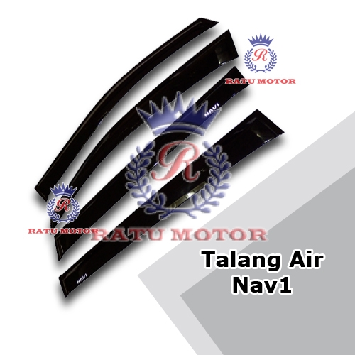 Talang Air Toyota NAV1 2012-2016 Model Injection Polos